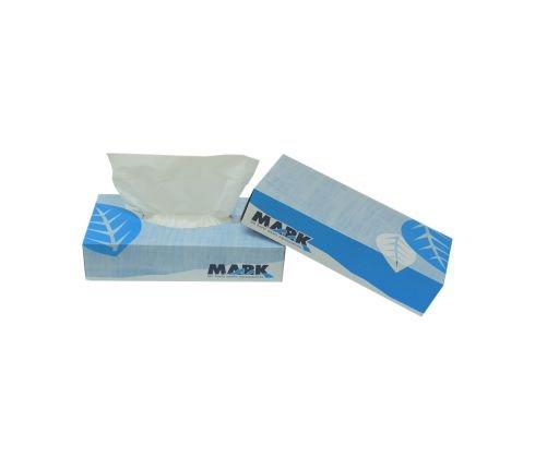 Χαρτομάντηλα λευκά Facial /2400τεμ